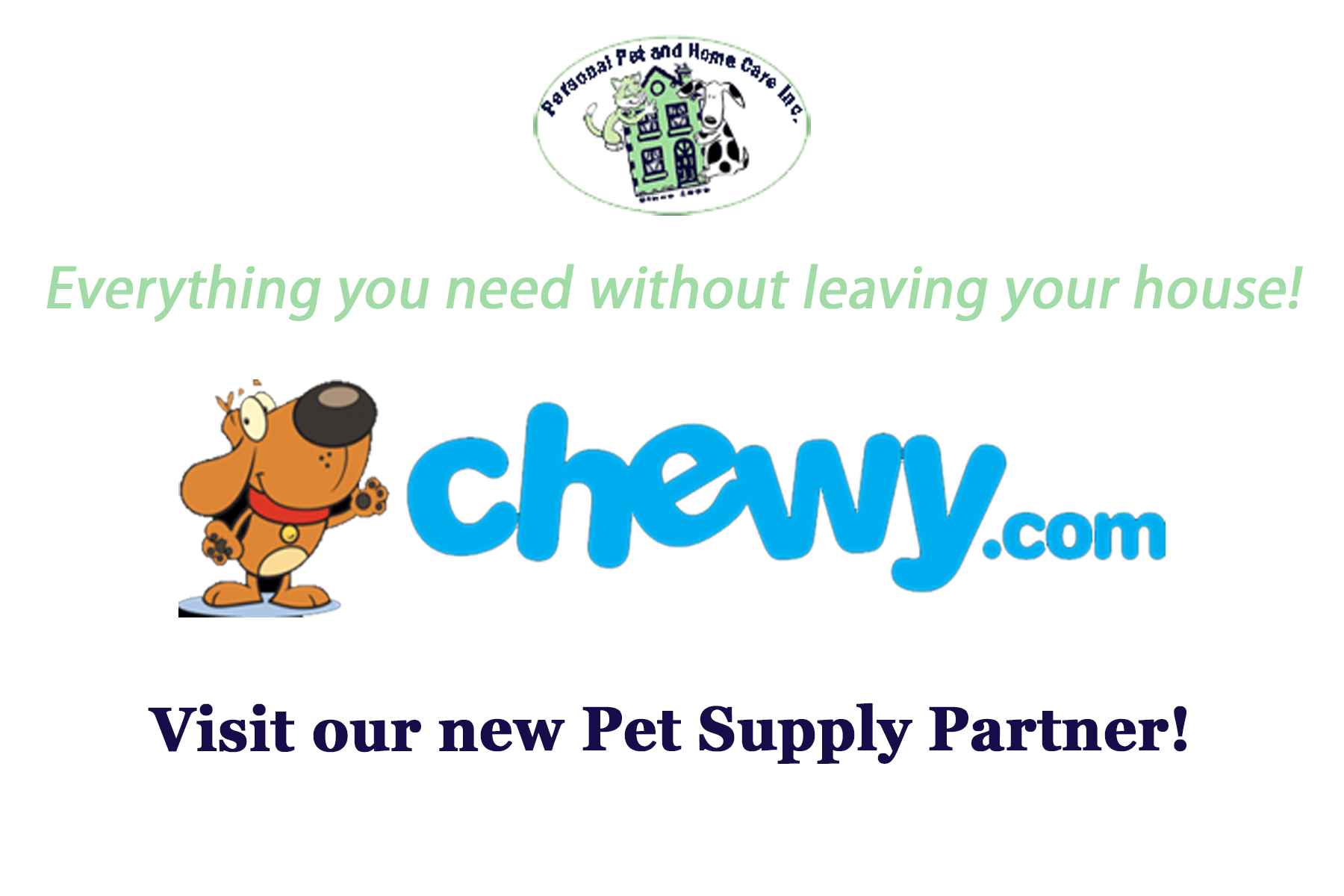 Chewy.com for Pet Supplies
